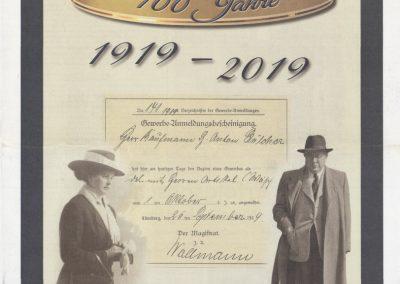 100 Jahre STEFFI-MODEN H. A. GÜLCHER